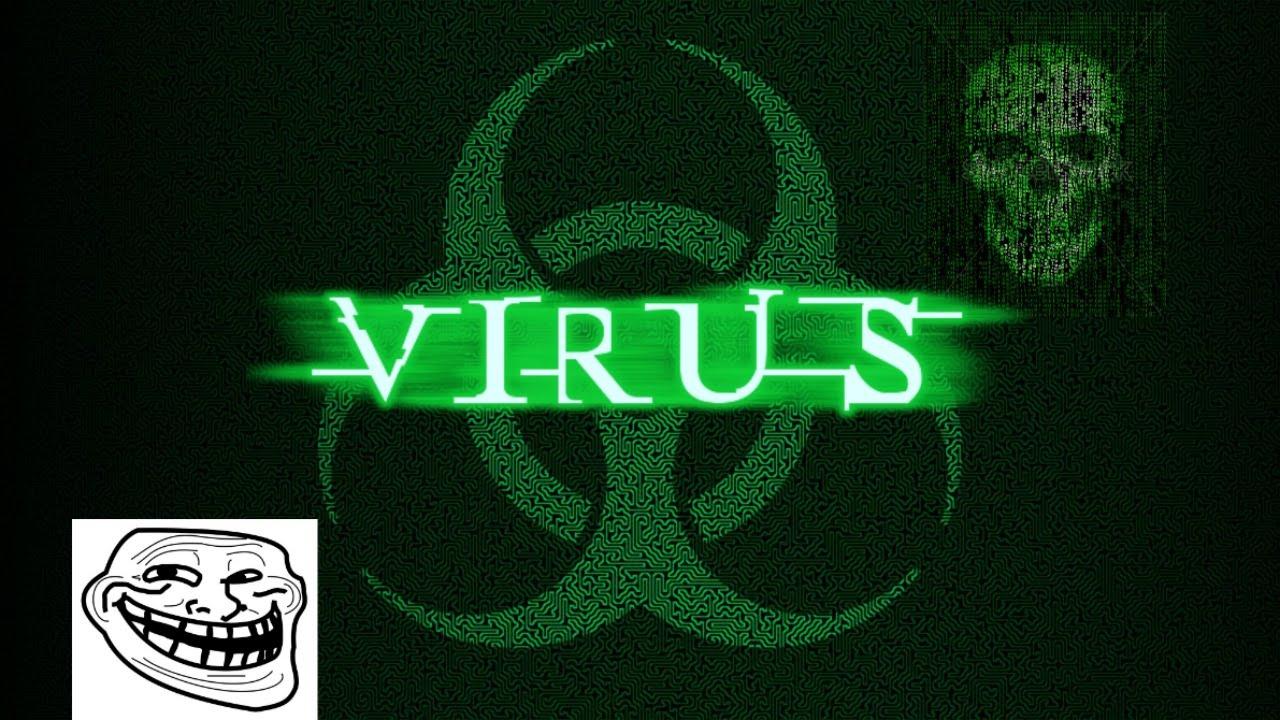 HOW TO MAKE A TROLL VIRUS