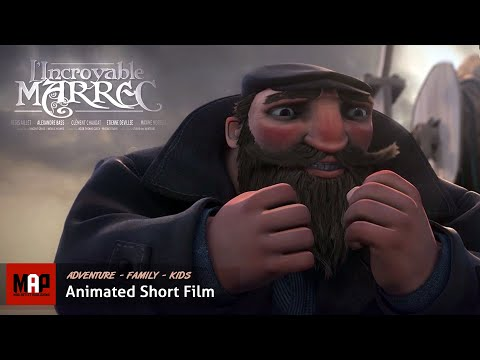 "CGI 3D Animation Short Film ""MARREC"" - EPIC Sea Adventure Animation Cartoon for Kids by ESMA"