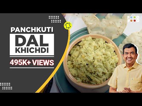 30 Minute Mein Daawat | Panchkuti Dal Khichdi | Chef Sanjeev Kapoor