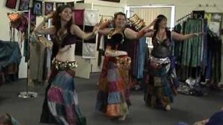 CWA 09 - Bedouin Wedding Dance (Jade Belly Dance Australia)