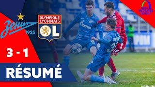 VIDEO: Résumé Zénith - OL | Youth League | Olympique Lyonnais