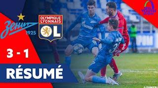 VIDEO: Résumé Zénith - OL | Youth League | Olympique Lyonnais
