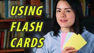 Wie verwenden von Flash-Karten | Wie Studieren | Flashcards Study Tipps