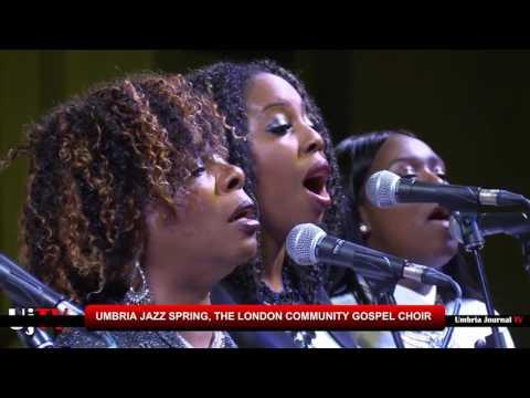 Umbria Jazz  Spring Terni, The London Community Gospel Choir in cattedrale