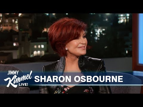 Sharon Osbourne on