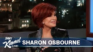 Sharon Osbourne on New Facelift, Husband Ozzy & Donald Trump