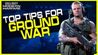 10+ Tips to Help you Dominate Ground War in Modern Warfare!