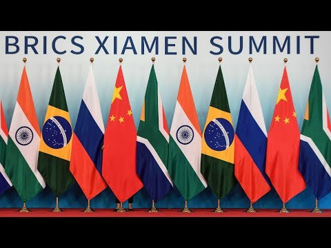 BRICS Special Program co-hosted by CGTN and NDTV