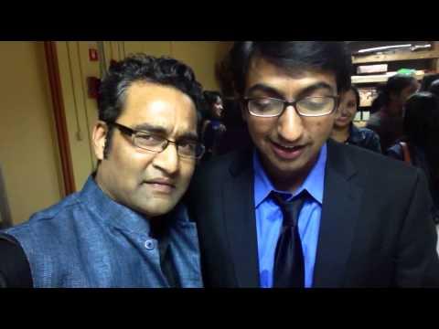 [Indore 108] Penn Masala's Lead Singer Prashanth with Rajiv