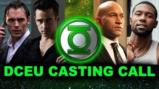 Green Lantern Corps Movie - Casting John Stewart, Hal Jordan - Beyond The Trailer