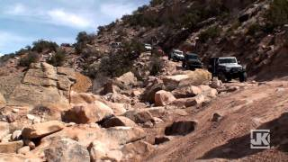 MOAB : Pilgrimage to the Promised Land (Part 3 of 6 -- The Rock at AREA BFE)