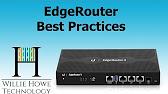 EdgeRouter DNS Redirection - YouTube