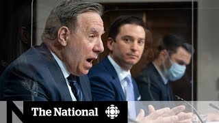 Quebec tables sweeping new French-language bill