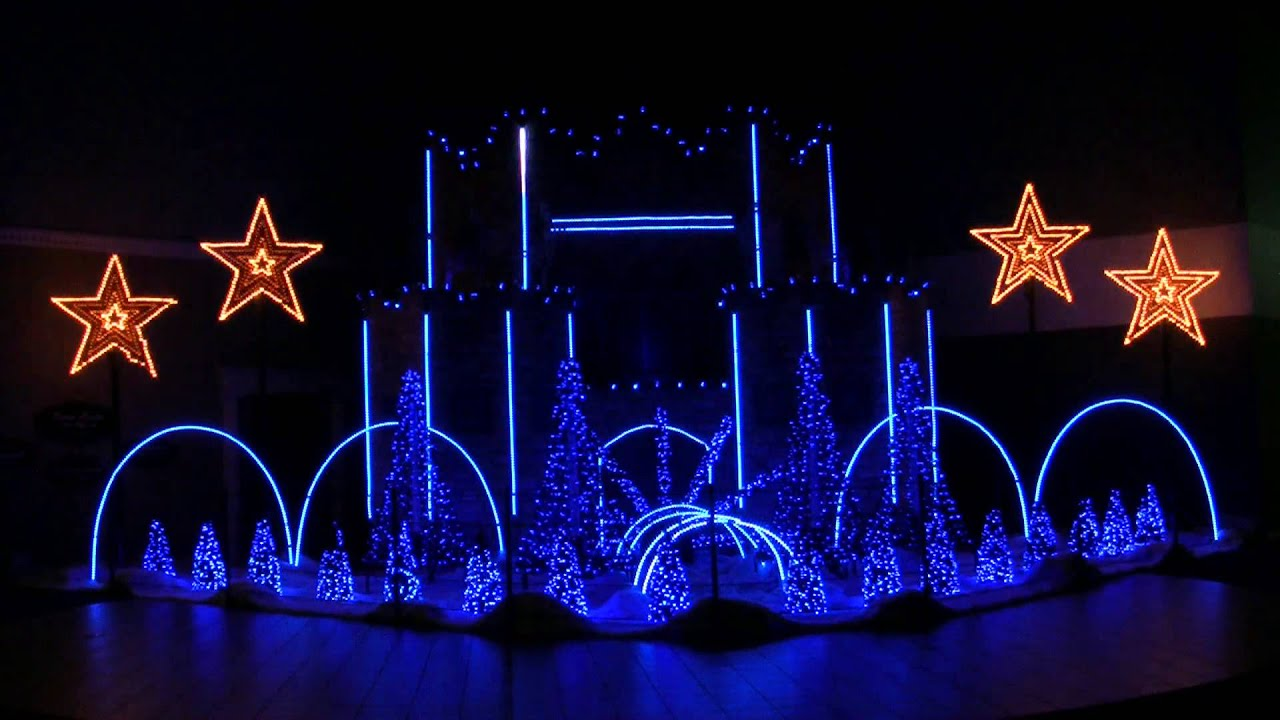 Best Christmas Lights Show 2014 - A Mad Russian's ...