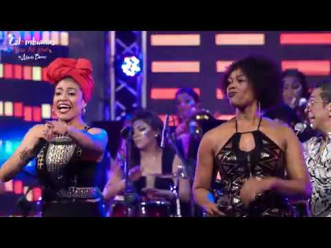 Cali Pachanguero - Colombianas Salsa All Star