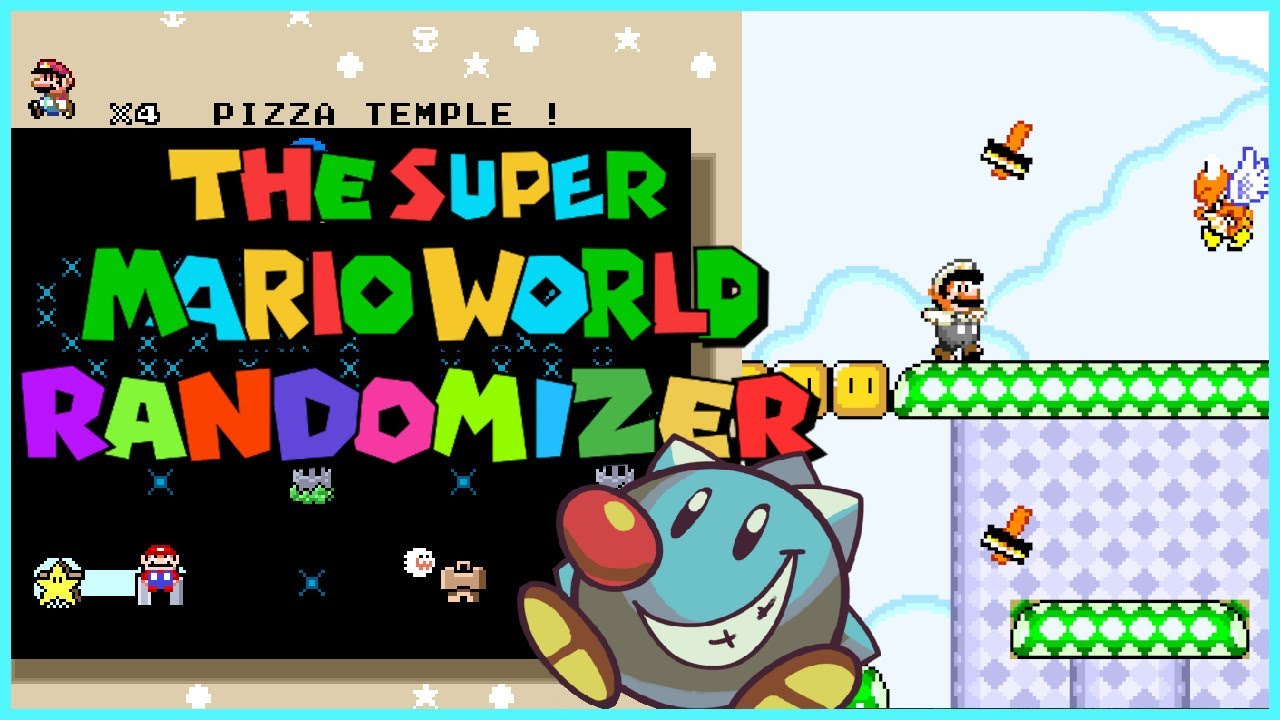 Mario Randomizer