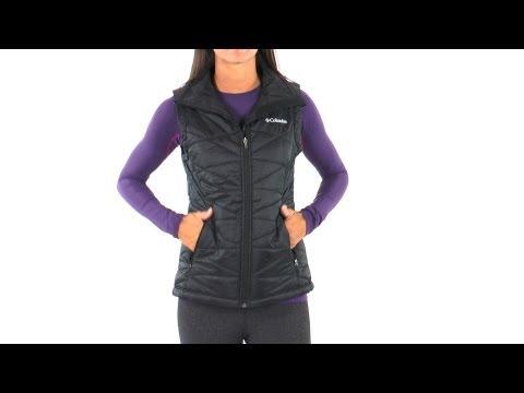 Columbia Women's Mighty Lite III Running Vest | SwimOutlet.com
