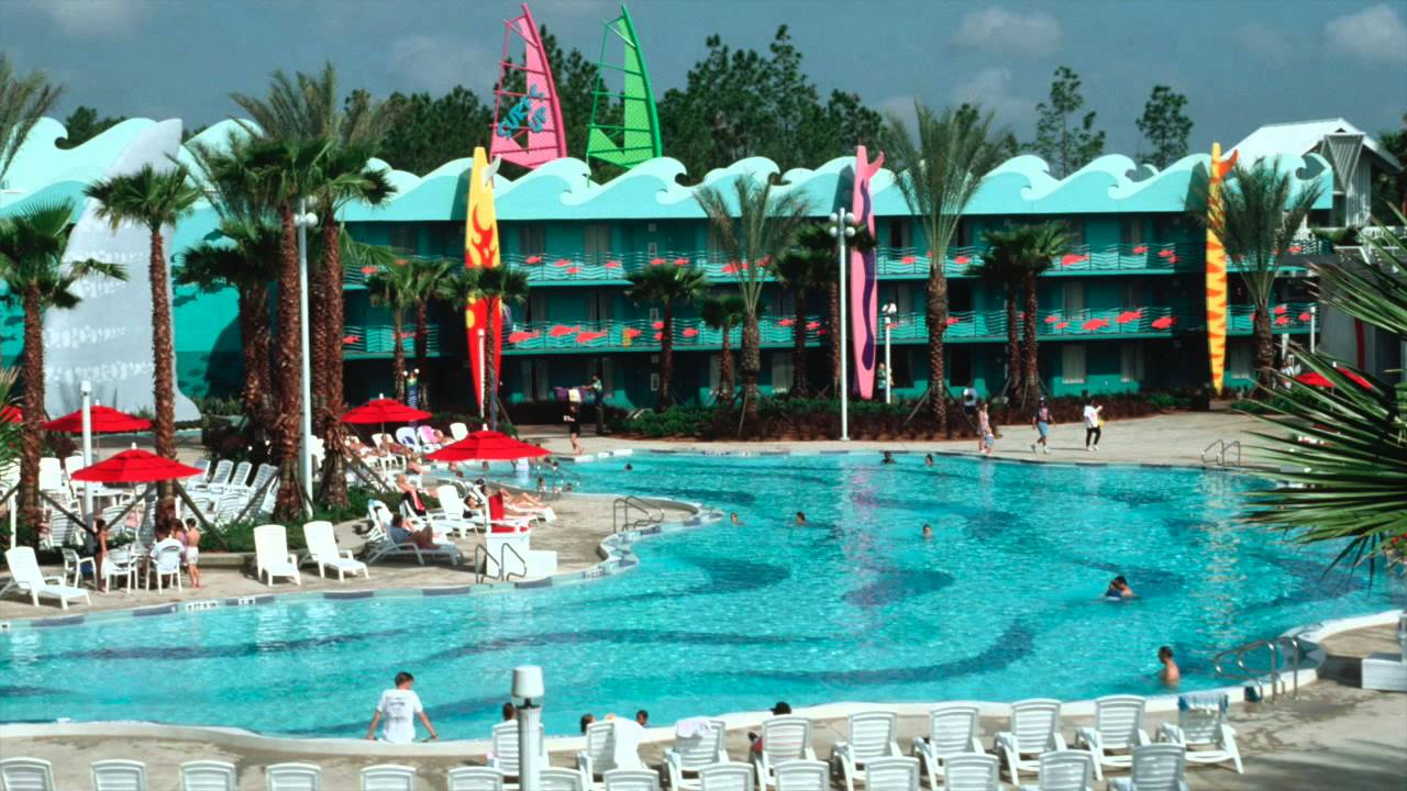 Hotel Disney All Star Sports Resort