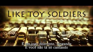 Eminem - Like Toy Soldiers (legendado)
