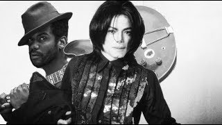 Gary Clark Jr X Michael Jackson Come Together Romy 39 S Mashup Justice League Bonus Soundtrack