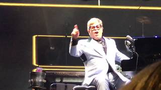 Elton John ~ Daniel ~ Staples Center ~ 1/25/2019