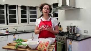 PastaTV - How to Cook Contadina Tomato Eggplant