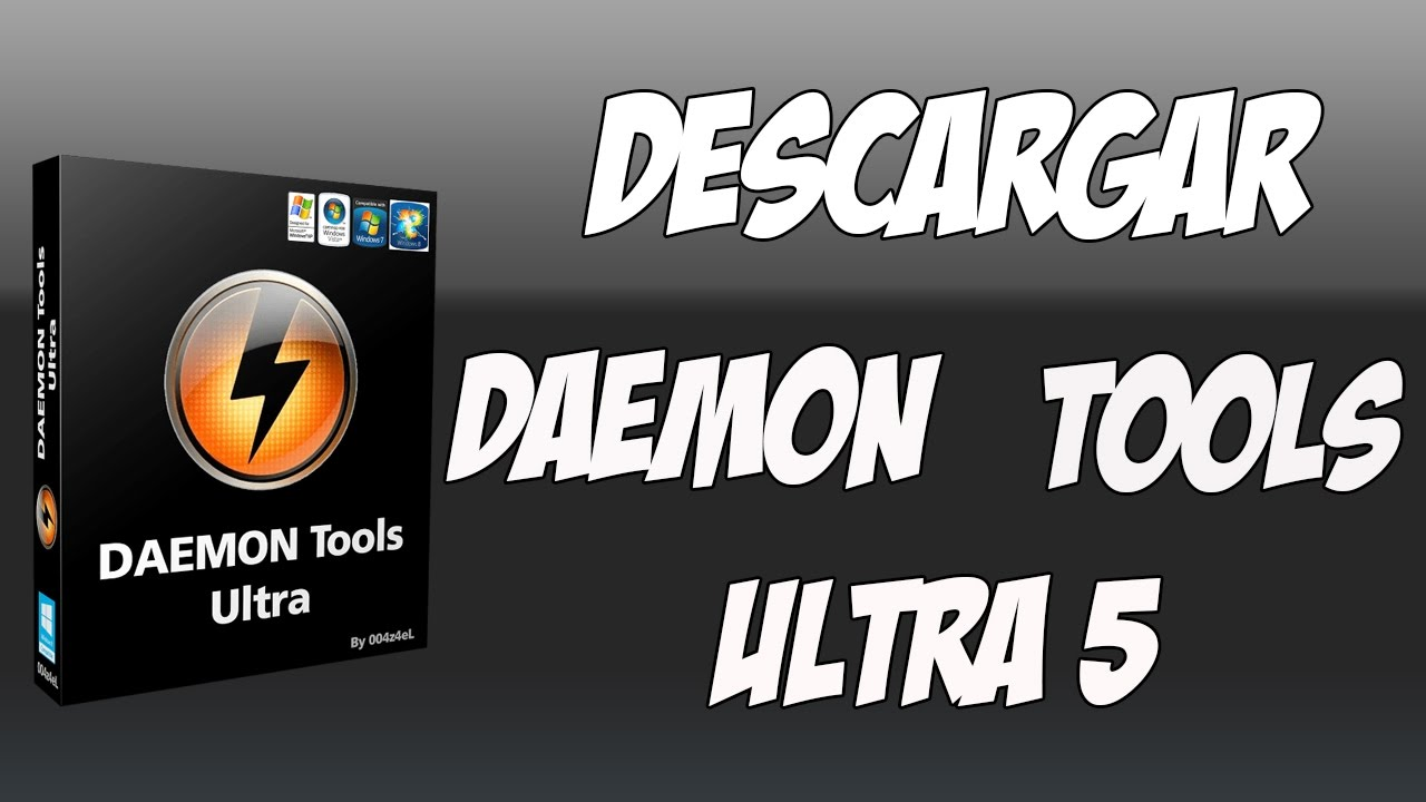 descargar daemon tools pro 5 mega