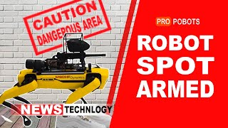 Robot Spot Boston Dynamics | Elon Musk | DJI Racing Drone | Technology News