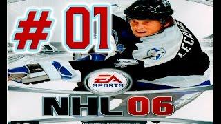 NHL 06 (New York Rangers vs Pittsburgh Penguins) PC - #02
