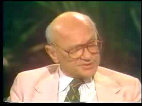 Milton Friedman Tells Phil Donahue Why Socialism Fails