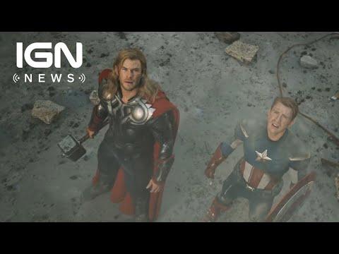 AMC Theaters to Host 31-Hour Avengers Movie Marathon - IGN News