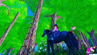 Treehouse ! Star Stable Horse Online Game Play Video - Honey Hearts C
