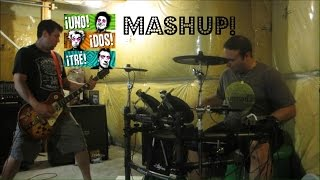 Uno Dos Tre Green Day Mashup
