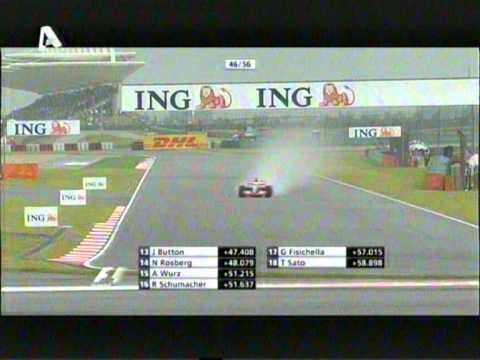 Formula 1 Gp China 2007 Alpha Tv