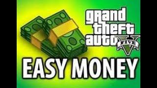 Grand Theft Auto V ( GTA 5 Online ) How To Make Money.