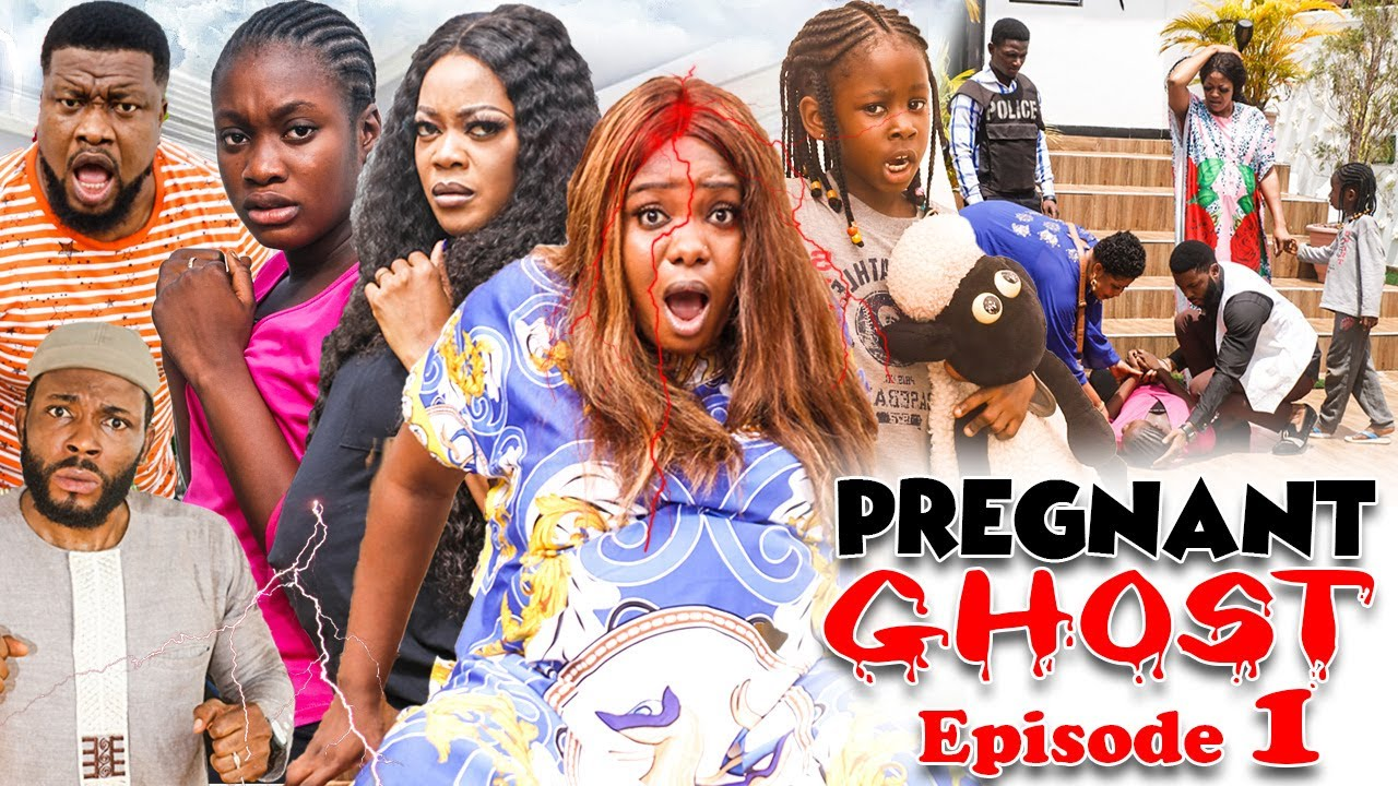 Download The Pregnant Ghost (Episode 1) Trending 2020 Recommended Nigerian Nollywood Movie