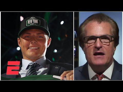 Mel Kiper Jr. justifies 2021 NFL Draft ratings for Jets, Giants and Dolphins | KJZ
