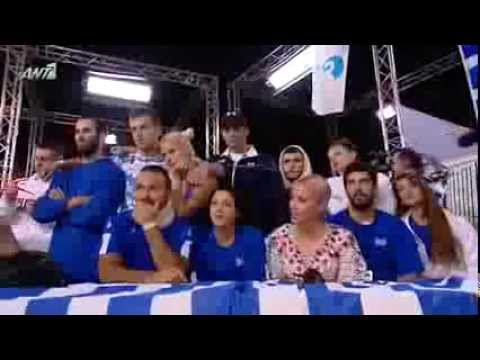 The biggest game show in the world S01E12 Β'ημιτελικός [6/2/2014 ...