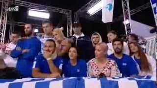 The biggest game show in the world S01E12 Β'ημιτελικός [6/2/2014] Ant1
