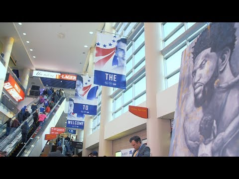 Sixers Barber Appreciation Night - Presented By Maestro's Classic