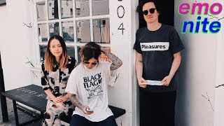 Sidewalk Doc: EMO NITE Interview- quitting jobs, getting started, life