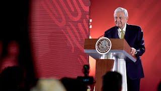 Consulta Ciudadana sobre termoeléctrica Huexca en Yecapixtla, Morelos. Conferencia presidente AMLO