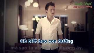 Anh nhận ra - Khắc Việt [ Karaoke ] beat
