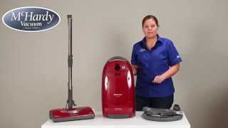 Panasonic MCCG902 Vacuum Cleaner Review