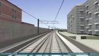 Green Line Extension  - 3D Visualization