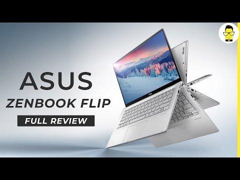 ASUS ZenBook Flip Review: Ryzen powered 2-in-1 at Rs. 64,990