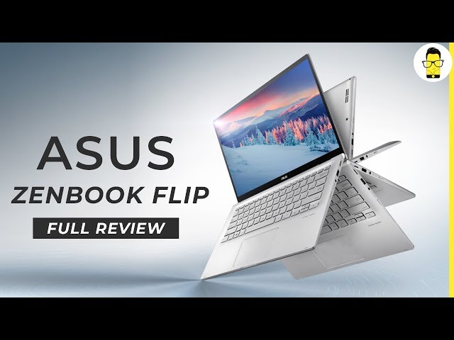 ASUS ZenBook Flip Review: Ryzen powered 2-in-1 at Rs. 64,990