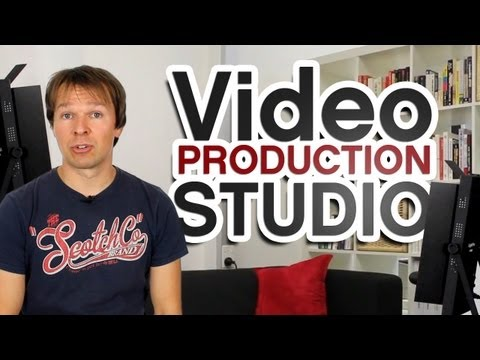 Video Production Studio - My New Office Layout On Steroids!