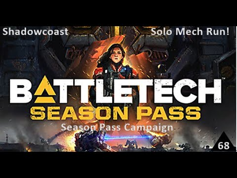 Solo Recovery Run! Battletech Season Pass Campaign [Episode 68] |