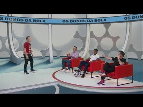 Download TRETA! FERNANDINHO E EDÍLSON BATEM BOCA e Neto tenta acalmar